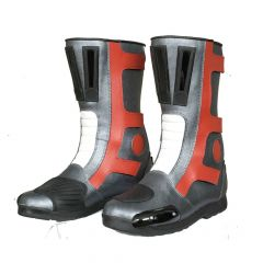 Leather Tourist Race Boots